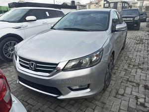 Honda Accord 2014 Silver   Cars for sale in Lagos State, Ajah