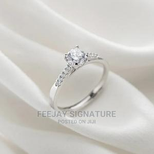 Adjustable Sterling Silver Engagement Ring   Wedding Wear & Accessories for sale in Oyo State, Ibadan