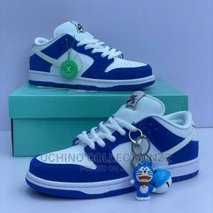 "Nike SB Dunk Low ""Doraemon"" | Shoes for sale in Lagos State, Lagos Island (Eko)"