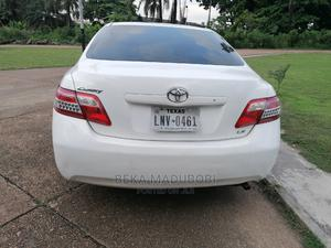 Toyota Camry 2008 2.4 LE White   Cars for sale in Lagos State, Yaba