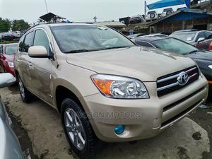 Toyota RAV4 2008 Limited Gold   Cars for sale in Lagos State, Apapa