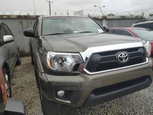 Toyota Tacoma 2014 Gray | Cars for sale in Lagos State, Oshodi