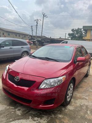 Toyota Corolla 2010 Red | Cars for sale in Lagos State, Ejigbo