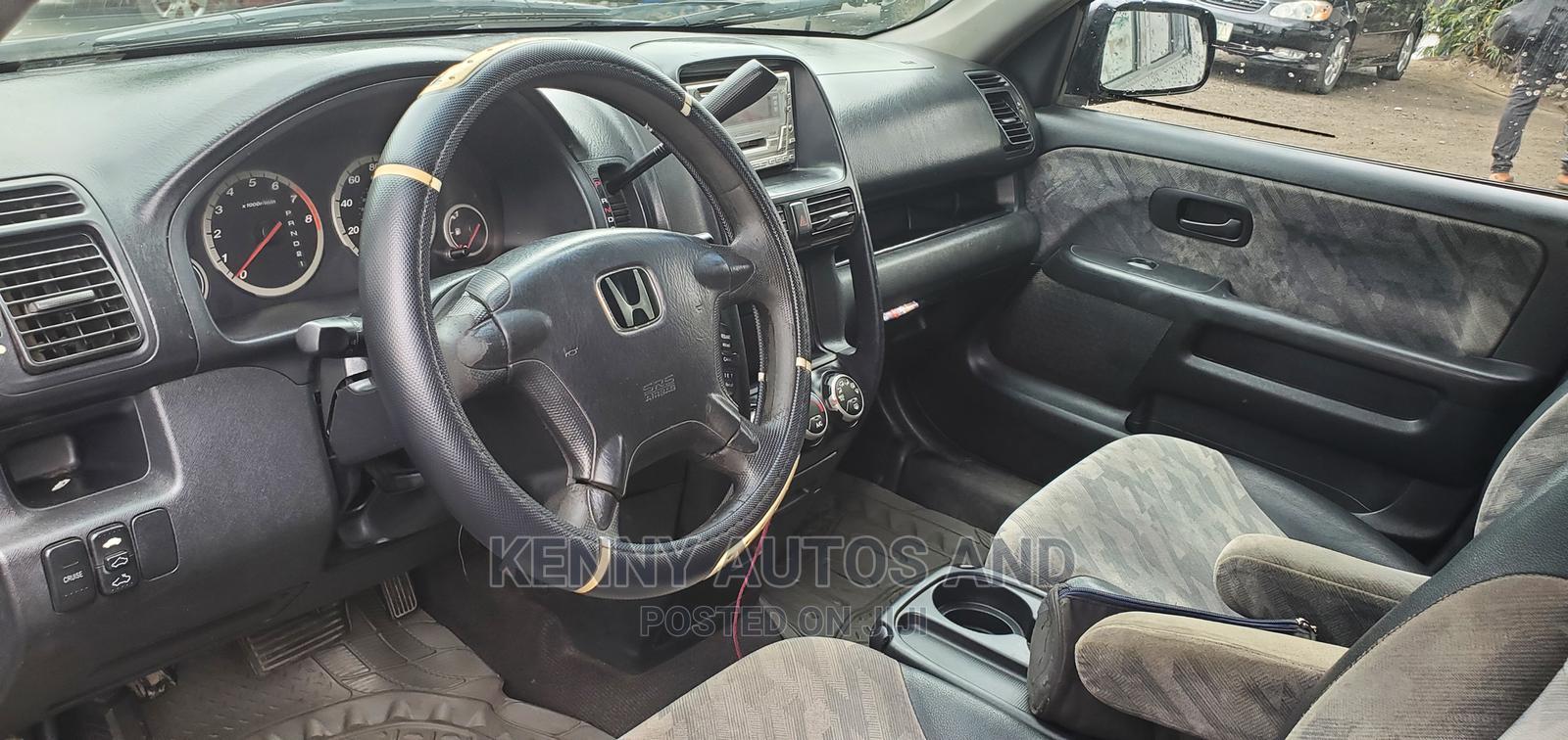 Honda CR-V 2004 Black   Cars for sale in Surulere, Lagos State, Nigeria