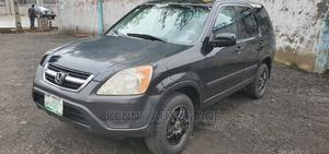 Honda CR-V 2004 Black | Cars for sale in Lagos State, Surulere