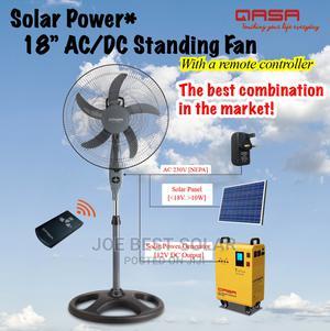 Rechageable Fan   Solar Energy for sale in Lagos State, Yaba