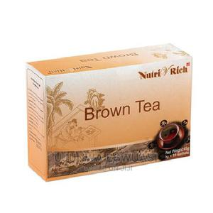 Longrich Brown Tea | Vitamins & Supplements for sale in Abia State, Aba North