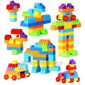 Multicolour Eduational Learning Building Blocks Bricks Kids | Toys for sale in Lagos State, Kosofe