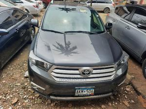 Toyota Highlander 2012 SE Gray | Cars for sale in Lagos State, Isolo