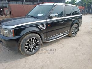 Land Rover Range Rover Sport 2010 Black | Cars for sale in Rivers State, Port-Harcourt