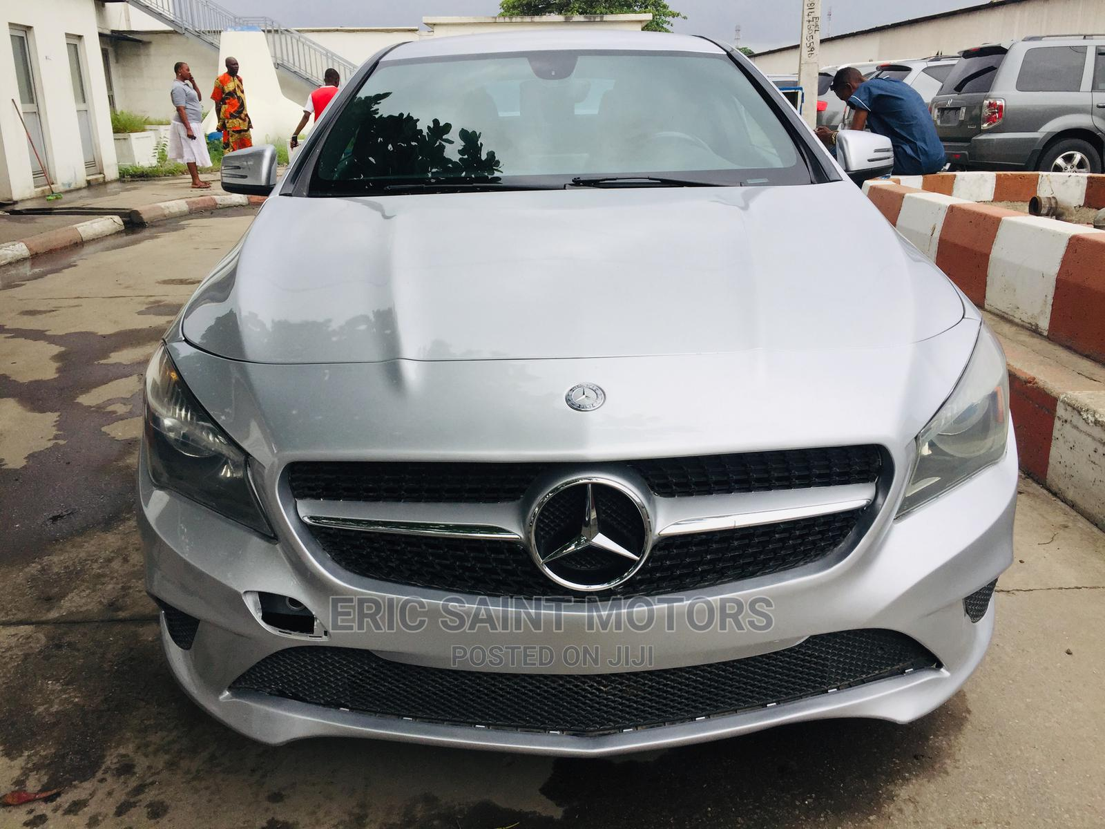 Mercedes-Benz CLA-Class 2015 Silver | Cars for sale in Ojo, Lagos State, Nigeria