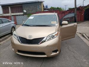 Toyota Sienna 2012 LE 8 Passenger Gold | Cars for sale in Lagos State, Amuwo-Odofin