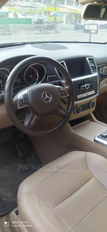 Mercedes-Benz M Class 2014 Brown | Cars for sale in Amuwo-Odofin, Lagos State, Nigeria