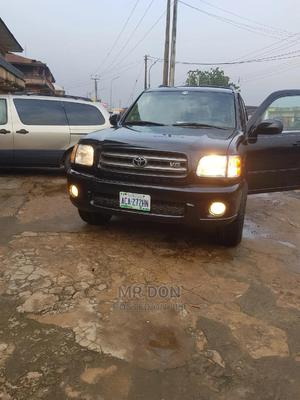 Toyota Sequoia 2001 Black | Cars for sale in Anambra State, Awka