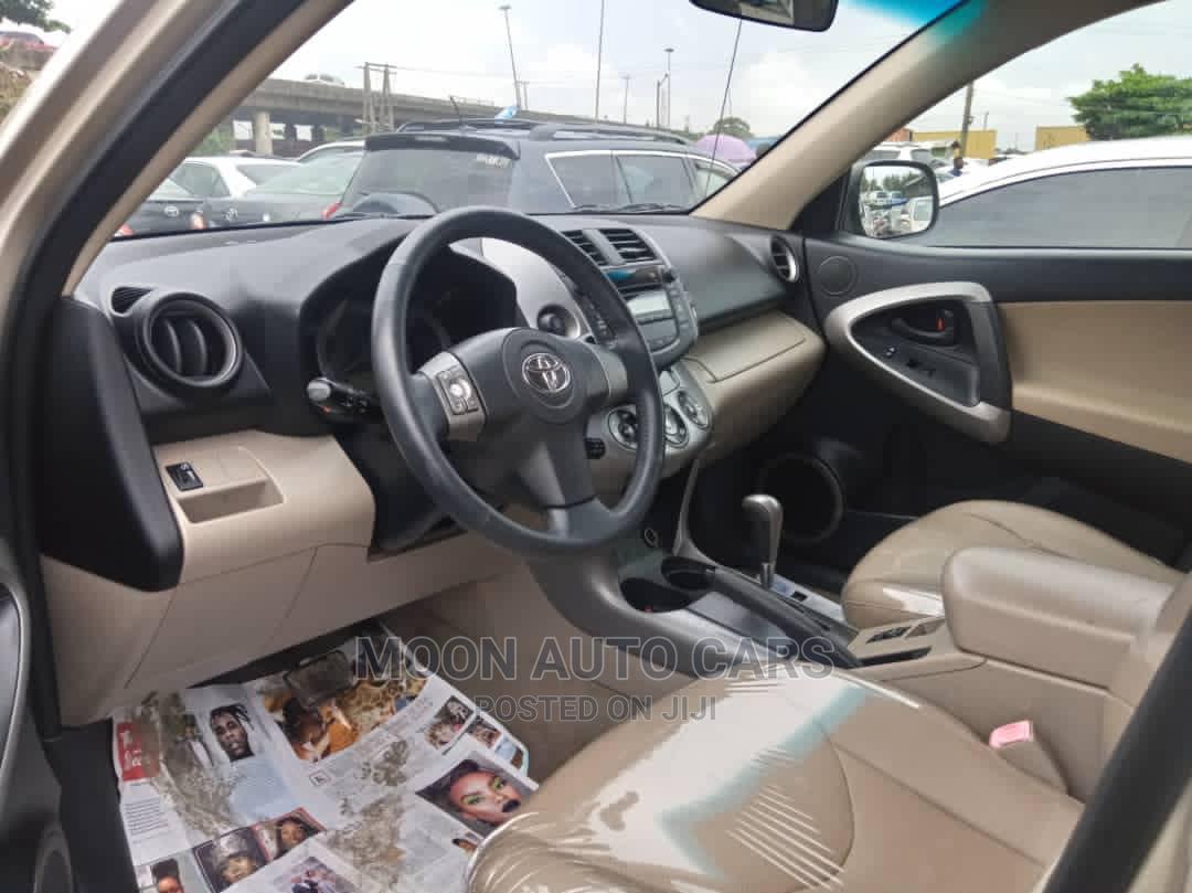 Toyota RAV4 2008 Gold | Cars for sale in Amuwo-Odofin, Lagos State, Nigeria