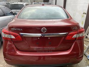 Nissan Sentra 2015 Red   Cars for sale in Lagos State, Ikeja