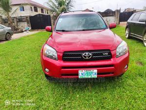 Toyota RAV4 2007 Sport V6 4x4 Red | Cars for sale in Lagos State, Ikorodu