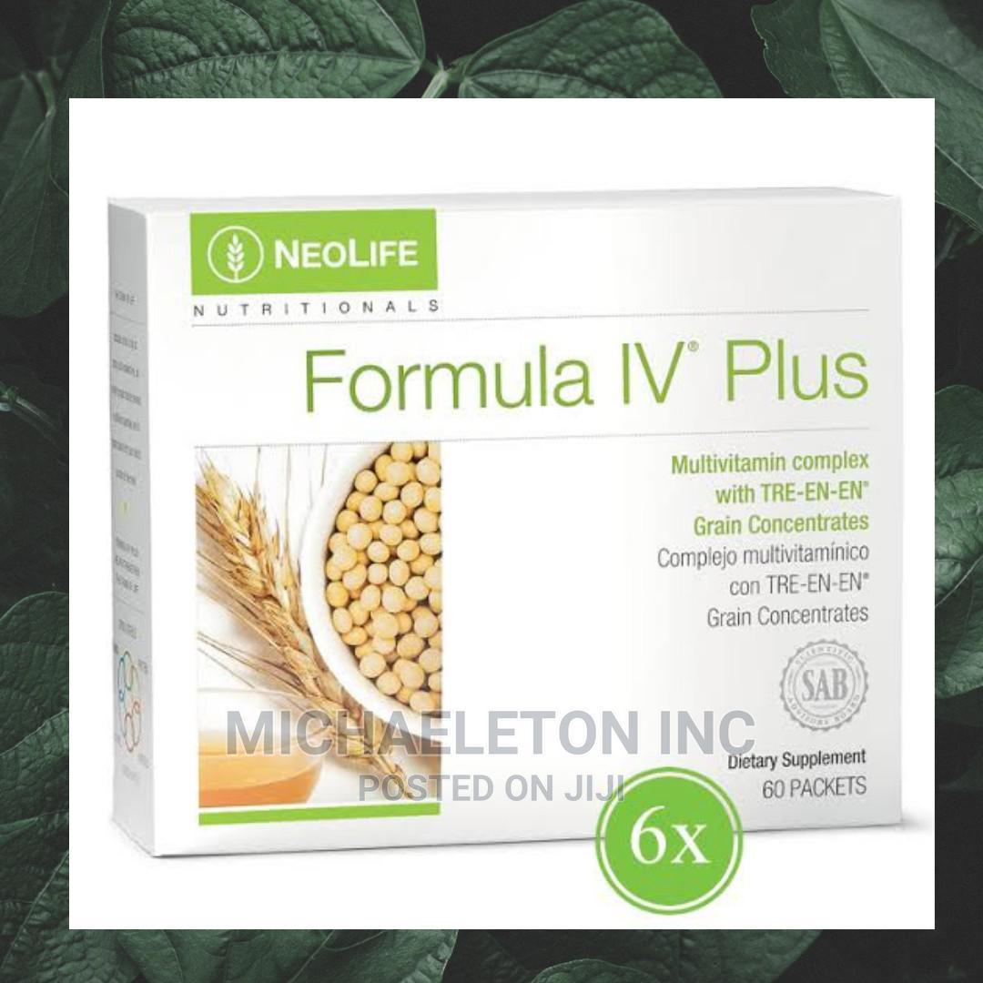 Archive: Formula IV Plus