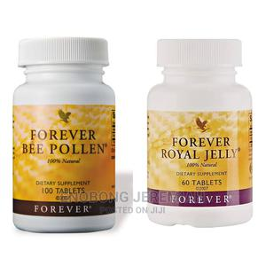 Forever Bee Pollen Royal Jelly For Fertility Sexual Wellness | Vitamins & Supplements for sale in Lagos State, Ikeja