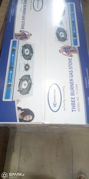 3 Burner Gas Cooker | Kitchen Appliances for sale in Lagos State, Lekki