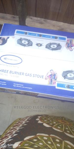 3 Burner Gas Cooker | Kitchen Appliances for sale in Lagos State, Ajah