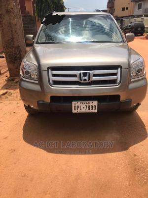 Honda Pilot 2006 Brown | Cars for sale in Anambra State, Awka