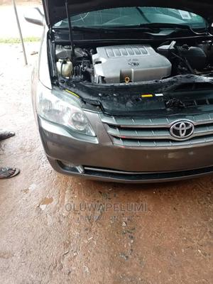 Toyota Avalon 2007 Touring Gray | Cars for sale in Ogun State, Abeokuta North