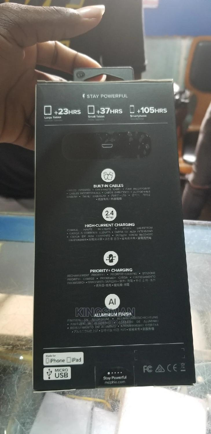 Mophie Power Bank 20,000mah | Accessories for Mobile Phones & Tablets for sale in Ikeja, Lagos State, Nigeria