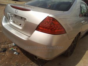Honda Accord 2006 Silver | Cars for sale in Lagos State, Abule Egba