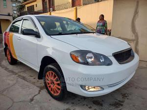 Toyota Corolla 2006 CE White | Cars for sale in Lagos State, Ogba