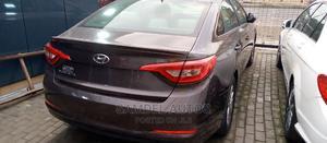 Hyundai Sonata 2015 Gray | Cars for sale in Lagos State, Ajah