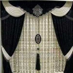 Black Turish Curtain | Home Accessories for sale in Lagos State, Alimosho