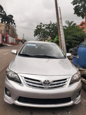 Toyota Corolla 2012 Silver | Cars for sale in Lagos State, Magodo