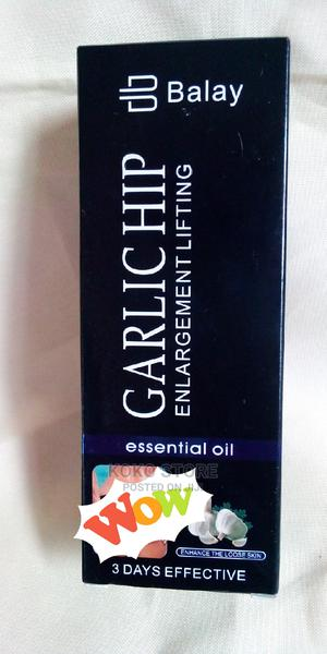Balay Garlic Hips Enlargement Oil | Sexual Wellness for sale in Lagos State, Agbara-Igbesan