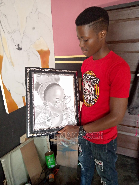 ART WORK. Pencil Portrait Drawingz. | Arts & Crafts for sale in Ugheli, Delta State, Nigeria