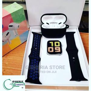 Smart Watch With Airpod Pro   Smart Watches & Trackers for sale in Lagos State, Ikeja