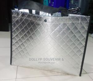12pcs of Silver Colour Jute Bag | Bags for sale in Lagos State, Lagos Island (Eko)