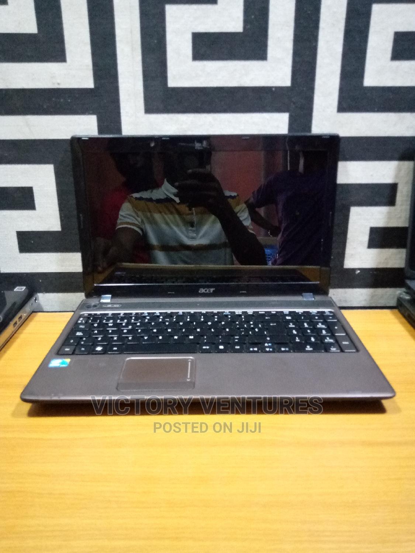 Laptop Acer Aspire 5742 4GB Intel Core I3 HDD 320GB