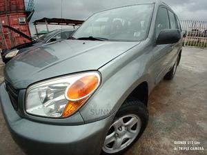 Toyota RAV4 2004 Gray   Cars for sale in Lagos State, Ojodu