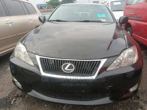 Lexus IS 2009 350 Black   Cars for sale in Lagos State, Apapa