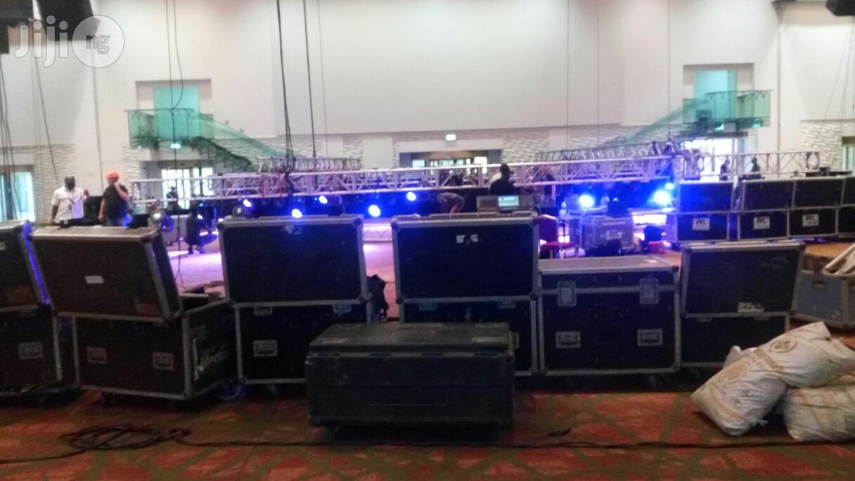 Touch And Tush Stage Lighting   Stage Lighting & Effects for sale in Lagos State, Nigeria