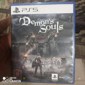 Neathly Used Ps5 CD for Sale   Video Games for sale in Edo State, Benin City