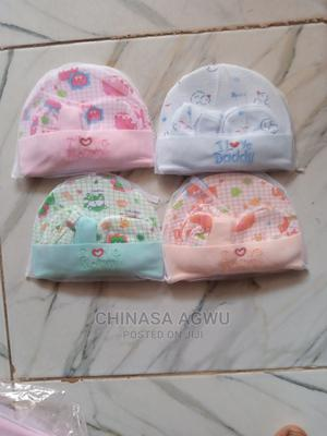 Trendy Baby Cap Set,Baby Complete Outfit , Singlet and Pant   Children's Clothing for sale in Lagos State, Oshodi