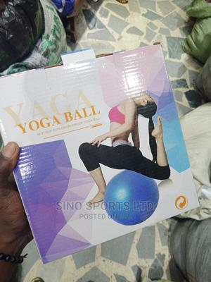 Exercise Yoga Ball   Sports Equipment for sale in Lagos State, Lekki