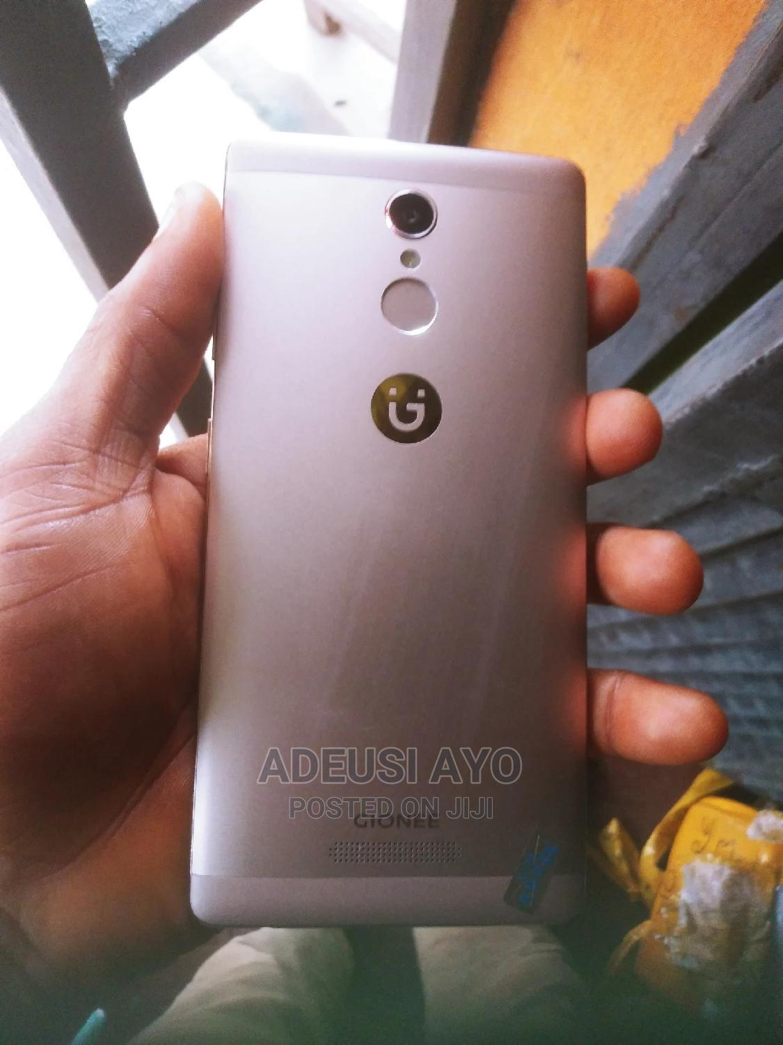Gionee S6s 32 GB Gold