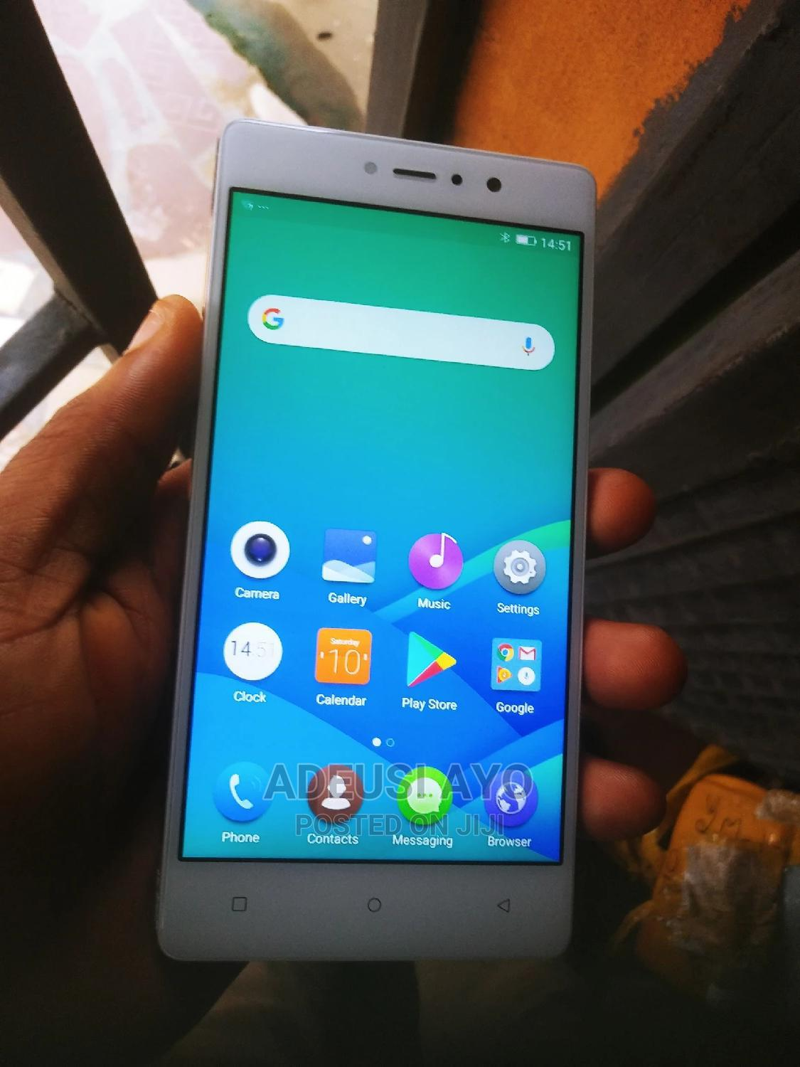 Gionee S6s 32 GB Gold   Mobile Phones for sale in Akure, Ondo State, Nigeria
