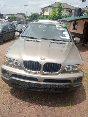 BMW X5 2006 Gold | Cars for sale in Lagos State, Alimosho