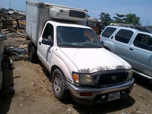 Toyota Tacoma 2002 White | Cars for sale in Lagos State, Apapa