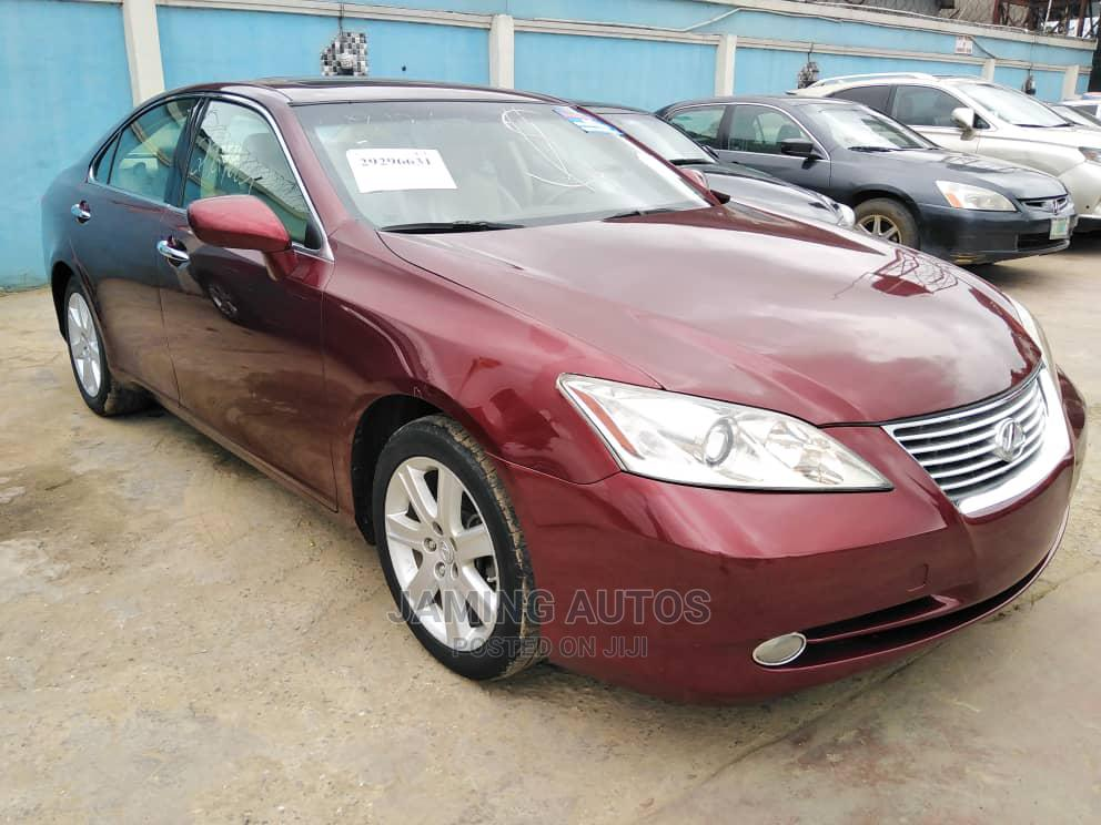 Lexus ES 2008 350   Cars for sale in Alimosho, Lagos State, Nigeria