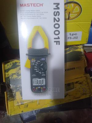 AC/DC Clamp Meter 1000A   Measuring & Layout Tools for sale in Lagos State, Lagos Island (Eko)
